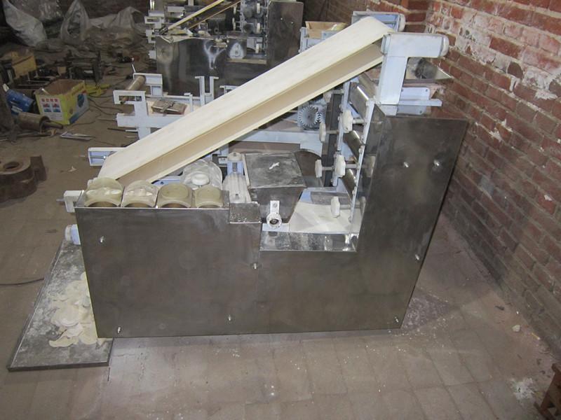 饺子皮机器